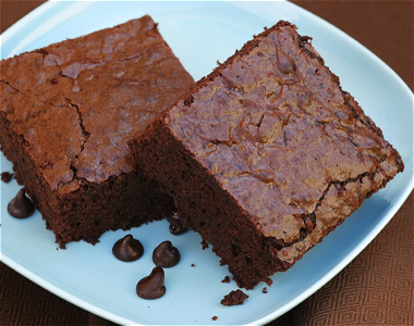 Foto Chocolade Brownie★